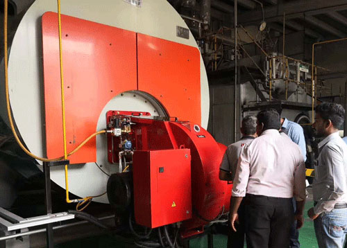 12ton Heavy Oil Condensing Boiler Used fo