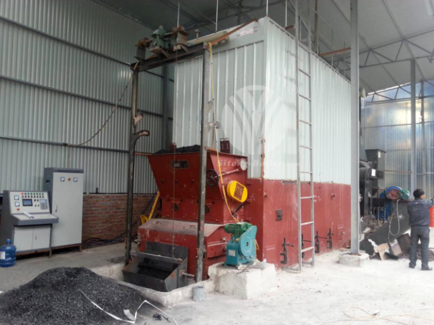 2500000KCAL YLW Coal Fired Thermal Oil He